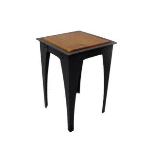 Bespoke Espresso Side Table